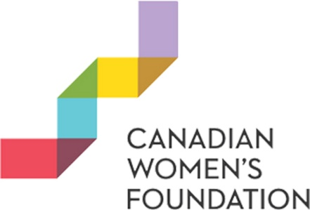 Canadian Women's Foundation logo