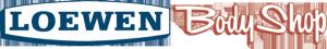 Loewen Body shop logo