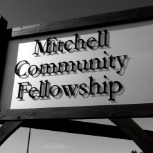 Mitchell Community Fellowship logo