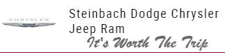 Steinbach Dodge Jeep Ram logo