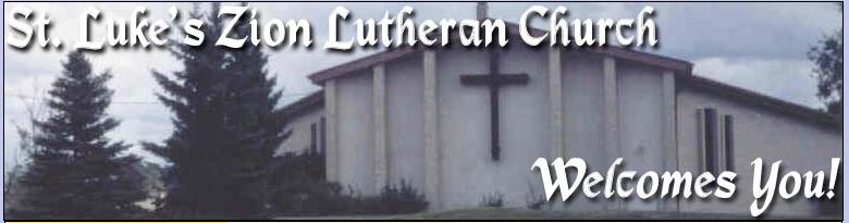 Zio Lutheran Church logo